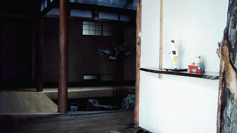 写真:室内