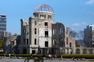 写真:原爆ドーム