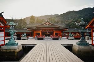 写真:宮島 厳島神社